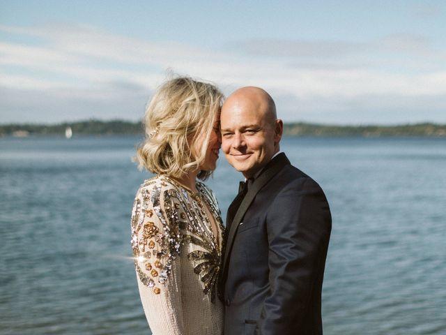Greg and Kendra's Wedding in Olympia, Washington 17