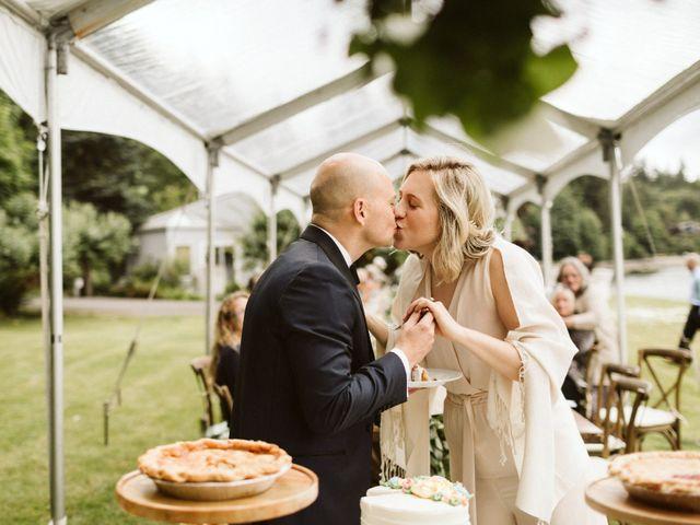 Greg and Kendra's Wedding in Olympia, Washington 22