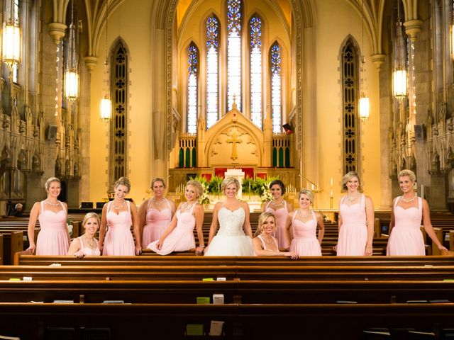 John and Kaitlin's Wedding in Indianapolis, Indiana 1