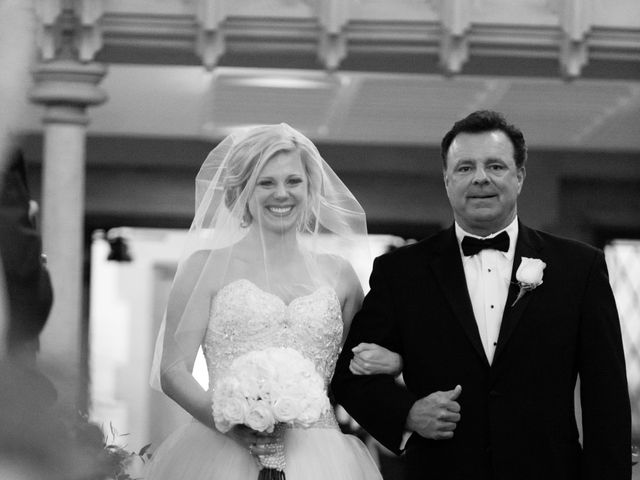 John and Kaitlin's Wedding in Indianapolis, Indiana 5