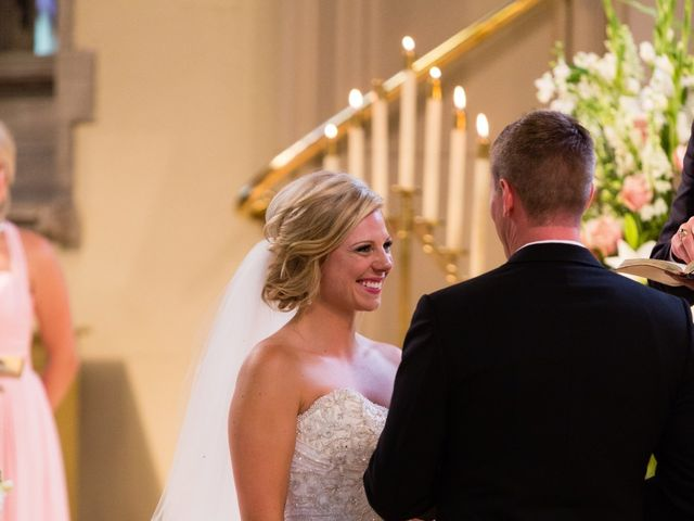 John and Kaitlin's Wedding in Indianapolis, Indiana 7