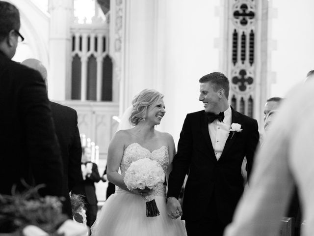 John and Kaitlin's Wedding in Indianapolis, Indiana 8