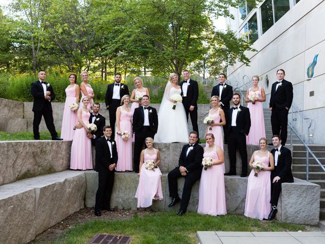 John and Kaitlin's Wedding in Indianapolis, Indiana 10