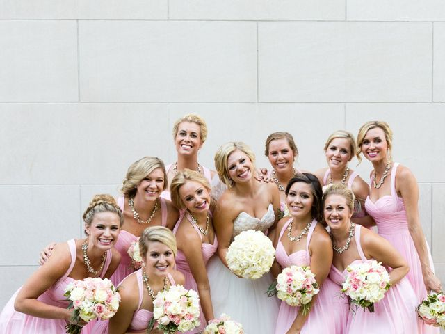 John and Kaitlin's Wedding in Indianapolis, Indiana 11