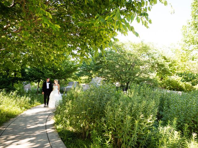 The wedding of Kaitlin and John