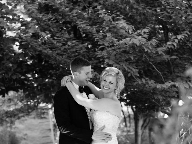 John and Kaitlin's Wedding in Indianapolis, Indiana 14