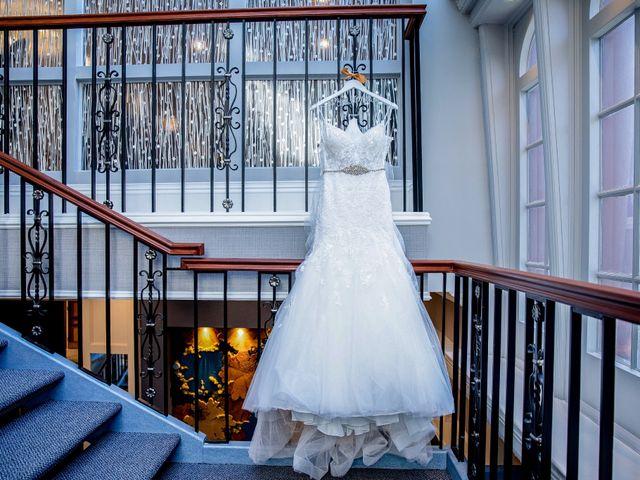Rihanna and Danny's Wedding in Mineola, New York 1