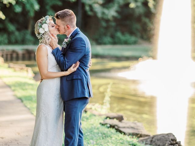 Connor and Kayleigh's Wedding in Springfield, Illinois 1