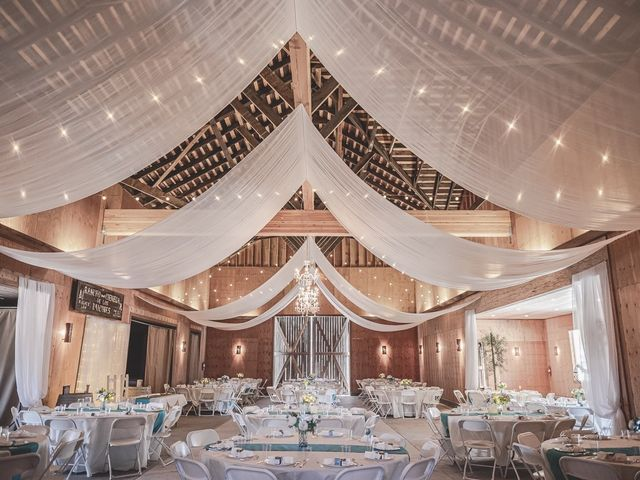 Josh and Erin's Wedding in Paicines, California 4