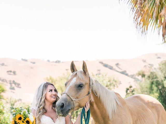 Josh and Erin's Wedding in Paicines, California 9