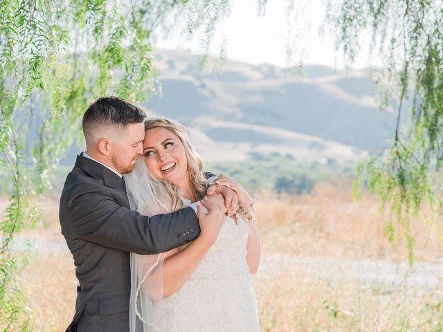 The wedding of Erin and Josh