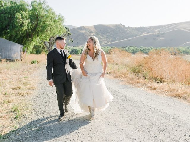 Josh and Erin's Wedding in Paicines, California 2