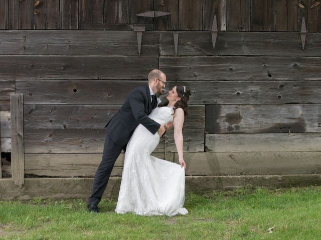 Samuel and Rachael's Wedding in York, Pennsylvania 9