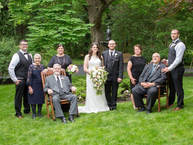 Samuel and Rachael's Wedding in York, Pennsylvania 10