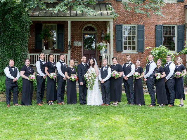 Samuel and Rachael's Wedding in York, Pennsylvania 1