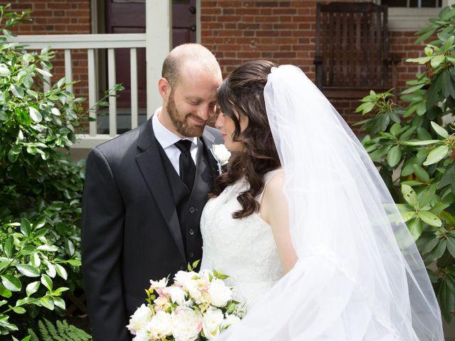 Samuel and Rachael's Wedding in York, Pennsylvania 15