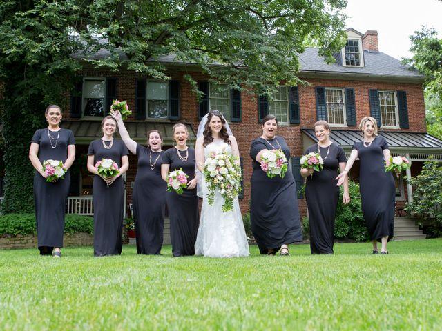Samuel and Rachael's Wedding in York, Pennsylvania 17