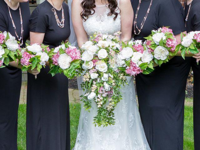 Samuel and Rachael's Wedding in York, Pennsylvania 18
