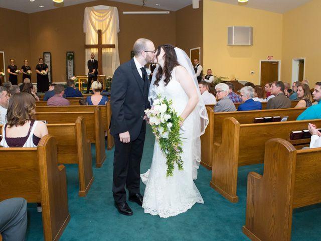 Samuel and Rachael's Wedding in York, Pennsylvania 4