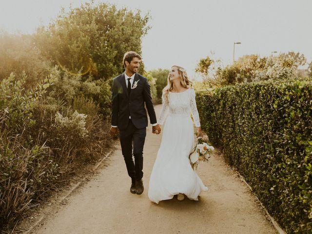 The wedding of Thomas and Theresa