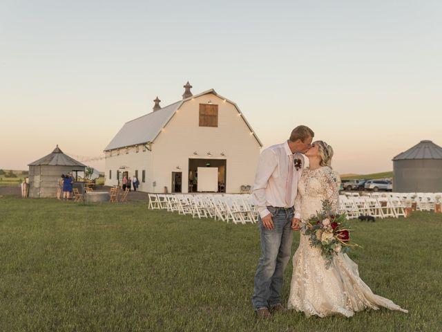 Kyle and Bailey's Wedding in Sturgis, South Dakota 4