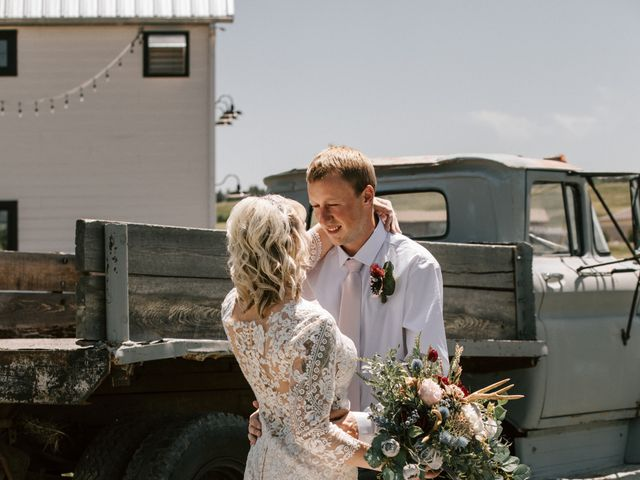Kyle and Bailey's Wedding in Sturgis, South Dakota 5