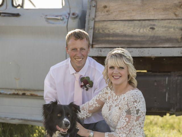 Kyle and Bailey's Wedding in Sturgis, South Dakota 6
