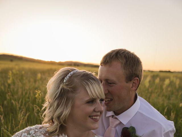 Kyle and Bailey's Wedding in Sturgis, South Dakota 8