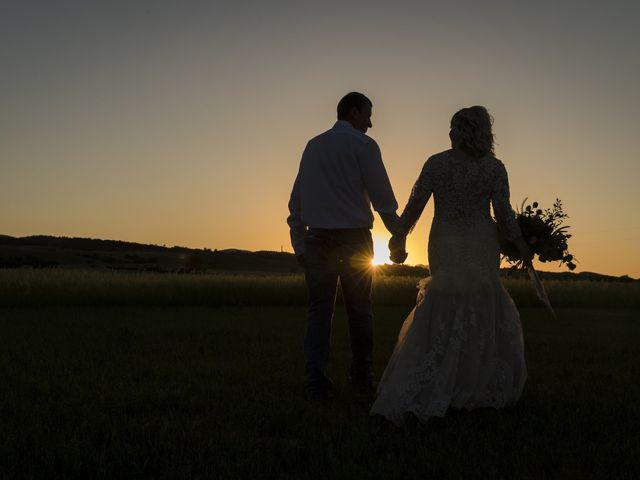Kyle and Bailey's Wedding in Sturgis, South Dakota 9