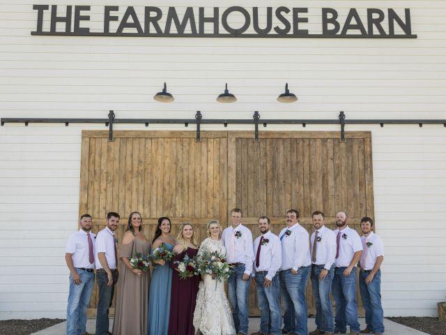 Kyle and Bailey's Wedding in Sturgis, South Dakota 11