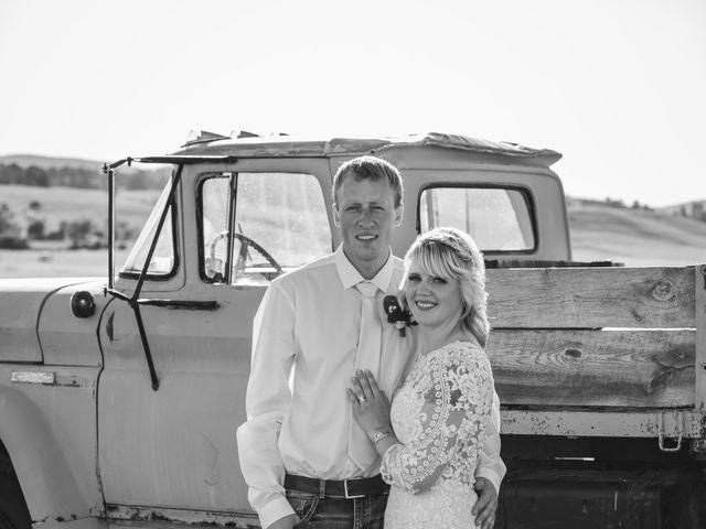 Kyle and Bailey's Wedding in Sturgis, South Dakota 12