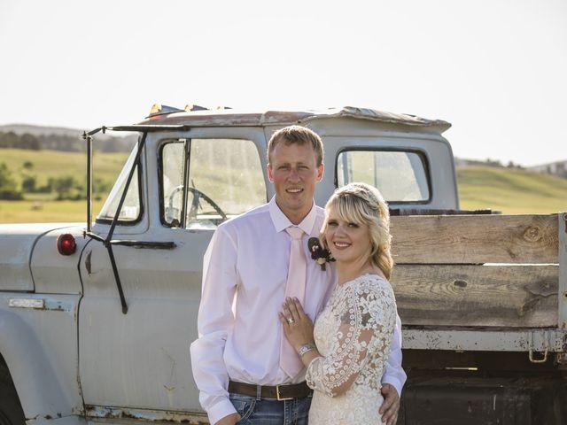 Kyle and Bailey's Wedding in Sturgis, South Dakota 13