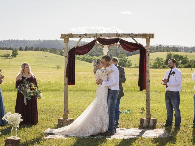 Kyle and Bailey's Wedding in Sturgis, South Dakota 2