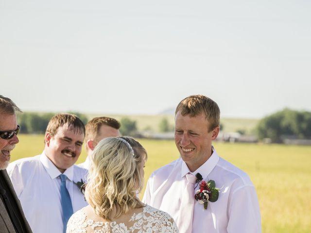 Kyle and Bailey's Wedding in Sturgis, South Dakota 14
