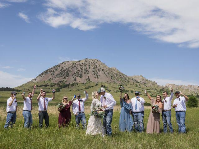 Kyle and Bailey's Wedding in Sturgis, South Dakota 17