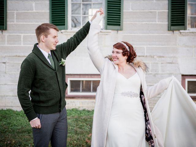 Evelyn and Matias's Wedding in Harrodsburg, Kentucky 13
