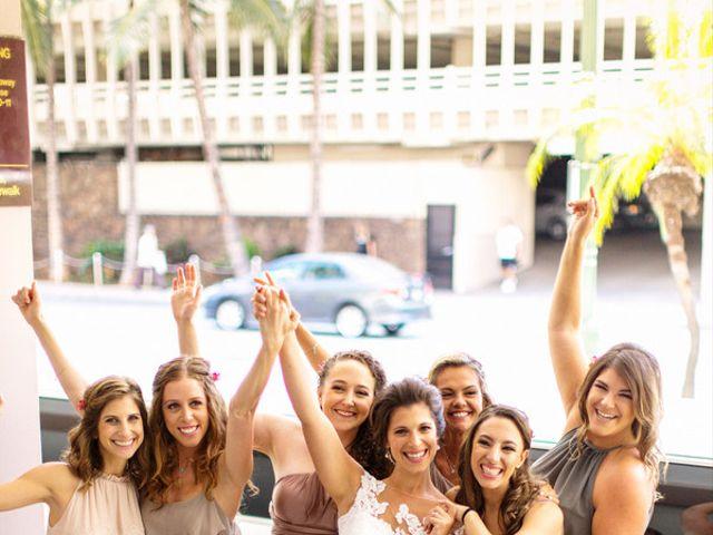 Gaby and Alan's Wedding in Kapolei, Hawaii 6