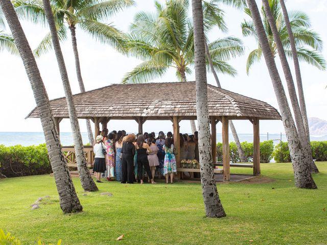 Gaby and Alan's Wedding in Kapolei, Hawaii 10