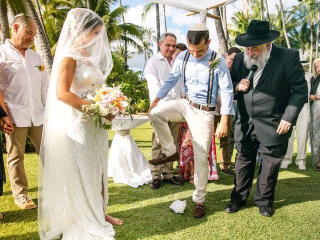 Gaby and Alan's Wedding in Kapolei, Hawaii 16