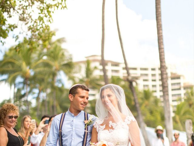 Gaby and Alan's Wedding in Kapolei, Hawaii 17