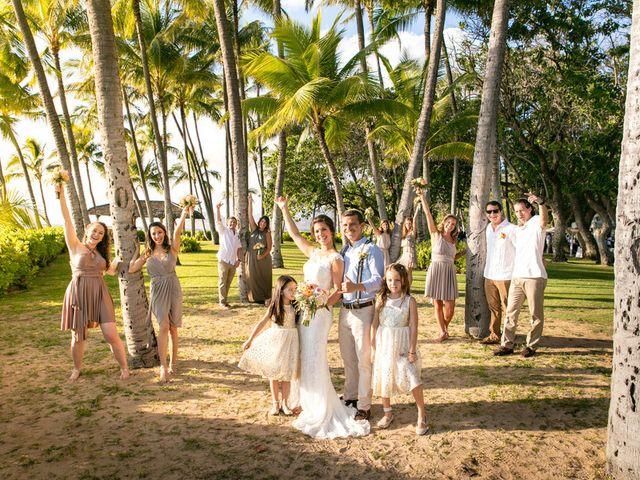 Gaby and Alan's Wedding in Kapolei, Hawaii 19