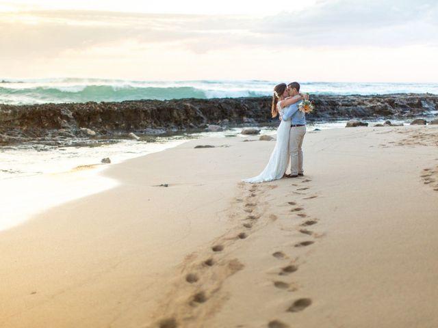Gaby and Alan's Wedding in Kapolei, Hawaii 21