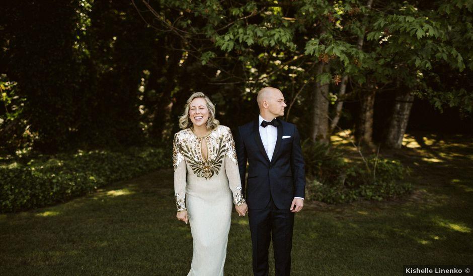 Greg and Kendra's Wedding in Olympia, Washington