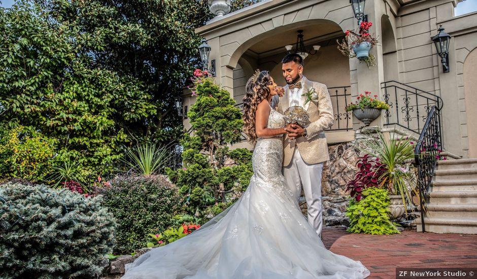 Rihanna and Danny's Wedding in Mineola, New York