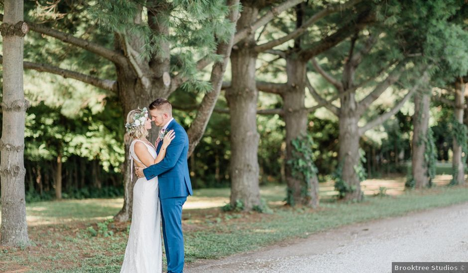 Connor and Kayleigh's Wedding in Springfield, Illinois