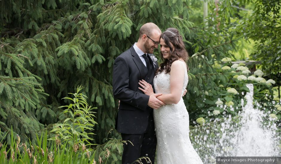Samuel and Rachael's Wedding in York, Pennsylvania