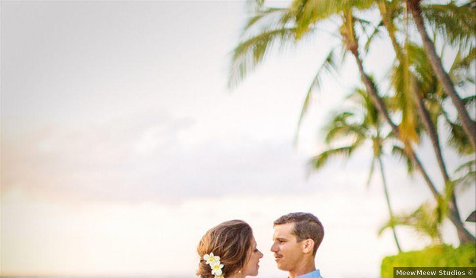 Gaby and Alan's Wedding in Kapolei, Hawaii