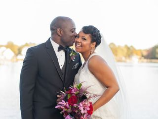 The wedding of Kermit and Tanisha 1