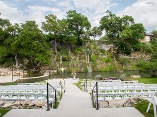 Kaylan and Tony's Wedding in Spring Branch, Texas 3