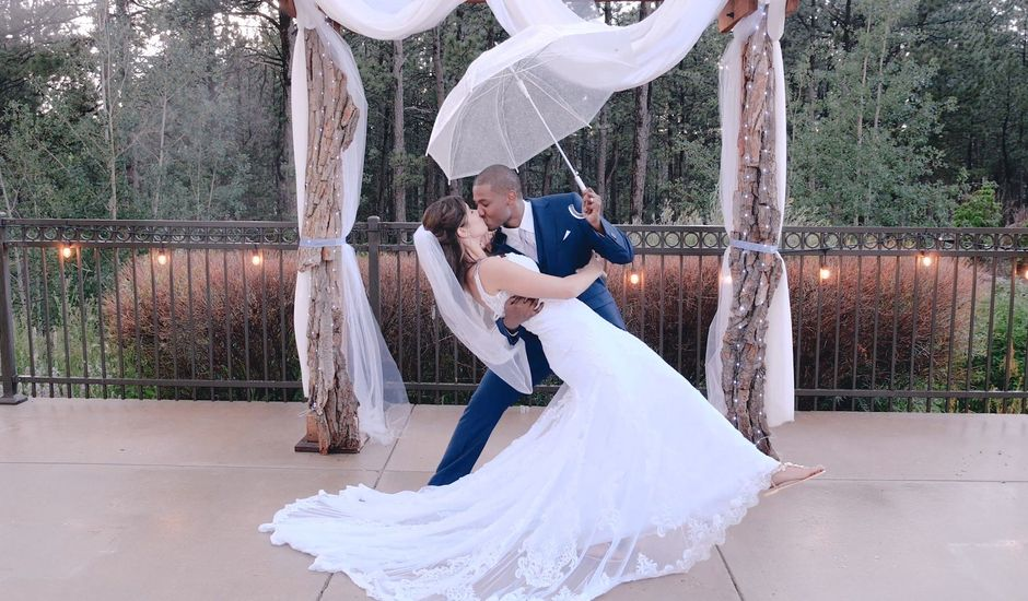Mohaned and Devin's Wedding in Colorado Springs, Colorado